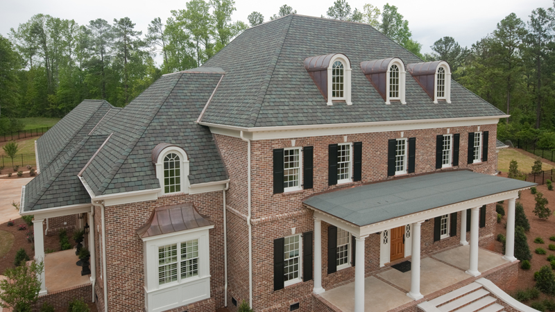 Designer Shingle Roofs